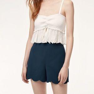 Aritzia Wilfred Arbre Shorts